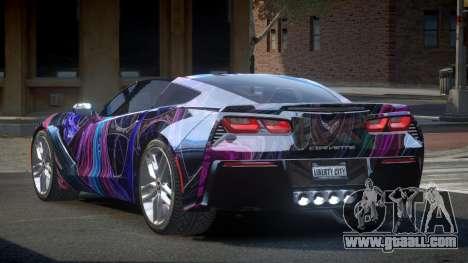 Chevrolet Corvette BS Z51 S7 for GTA 4