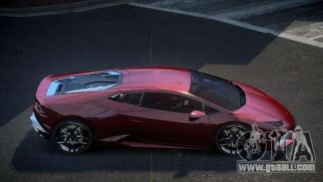 Lamborghini Huracan GST for GTA 4