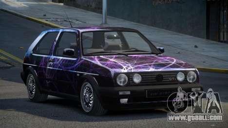 Volkswagen Golf SP-U S2 for GTA 4