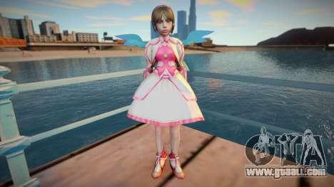Sherry Birkin Fairy for GTA San Andreas