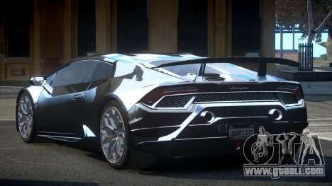 Lamborghini Huracan BS-Z for GTA 4