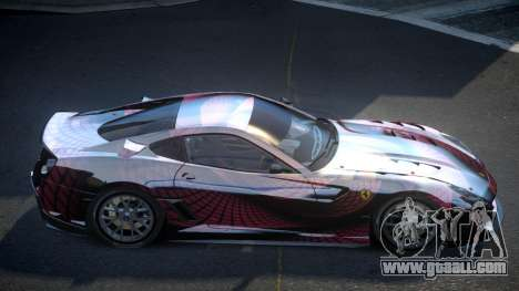 Ferrari 599 BS-U-Style S4 for GTA 4