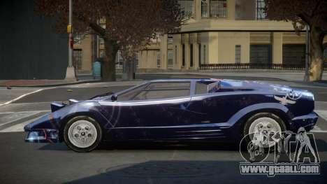 Lamborghini Countach GST-S S1 for GTA 4