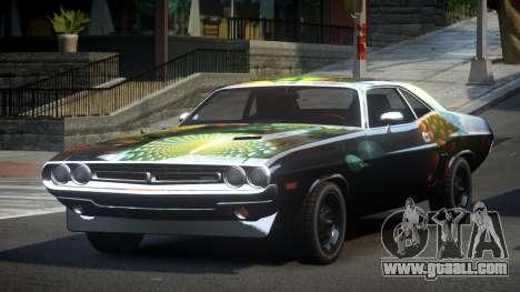 Dodge Challenger BS-U S6 for GTA 4