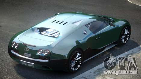 Bugatti Veyron PSI-R for GTA 4