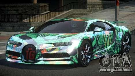 Bugatti Chiron GS Sport S3 for GTA 4