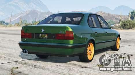 BMW M5 (E34) 1995〡add-on v1.3