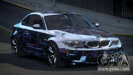 BMW 1M E82 SP Drift S6 for GTA 4