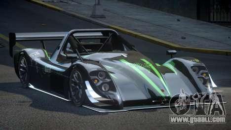 Radical SR8 GII S1 for GTA 4