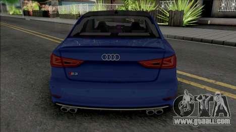 Audi S3 [IVF] for GTA San Andreas