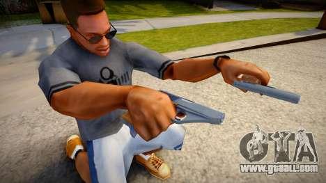RE2: Remake - Broom Hc for GTA San Andreas