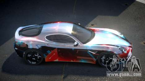 Alfa Romeo 8C US S1 for GTA 4