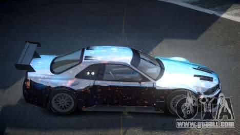 Nissan Skyline R34 US S3 for GTA 4