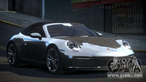 Porsche Carrera ERS for GTA 4