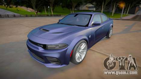 Dodge Charger Hellcat 2020 for GTA San Andreas