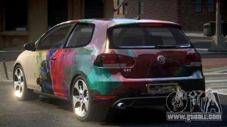 Volkswagen Golf GST S1 for GTA 4