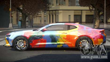 Chevrolet Camaro GS-R S3 for GTA 4