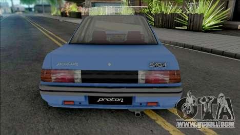 Proton Saga Iswara 2nd Gen for GTA San Andreas