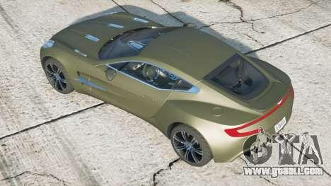 Aston Martin One-77 2010 v2.0