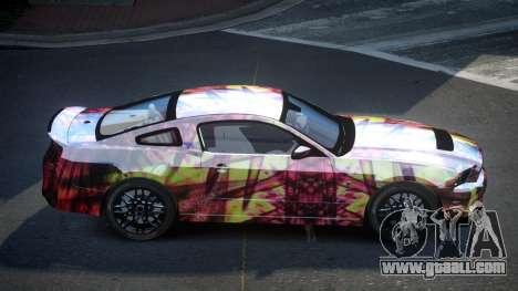 Shelby GT500 GST-U S4 for GTA 4