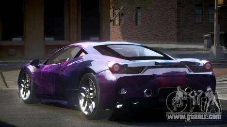 Ferrari 458 SP U-Style S4 for GTA 4