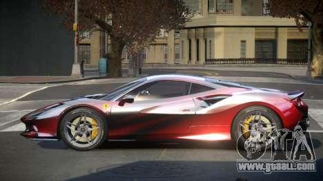 Ferrari F8 BS-R S6 for GTA 4