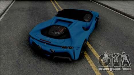 Ferrari SF90 Stradale 04Works for GTA San Andreas