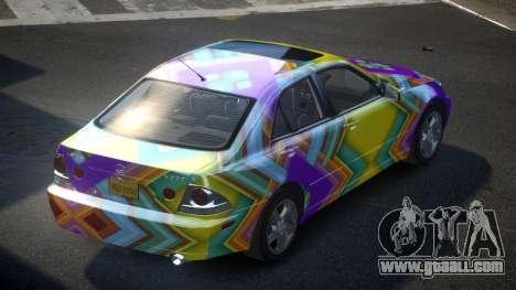 Lexus IS300 U-Style S9 for GTA 4