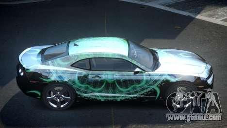 Chevrolet Camaro BS-U S7 for GTA 4