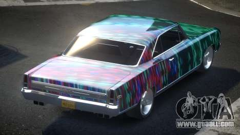 Chevrolet Nova PSI US S9 for GTA 4