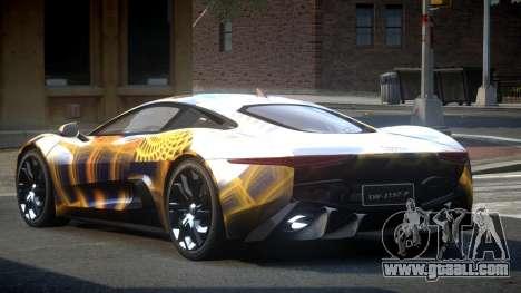 Jaguar C-X75 SP-U S9 for GTA 4