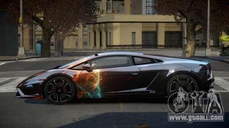 Lamborghini Gallardo IRS S2 for GTA 4