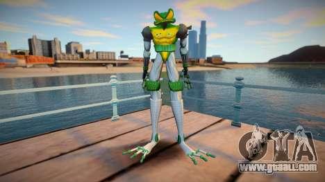 Cyberfrog for GTA San Andreas