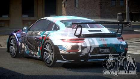 Porsche 911 GS GT2 S5 for GTA 4