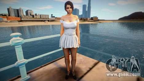 Momiji v6 skin for GTA San Andreas