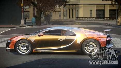 Bugatti Chiron BS-R S3 for GTA 4