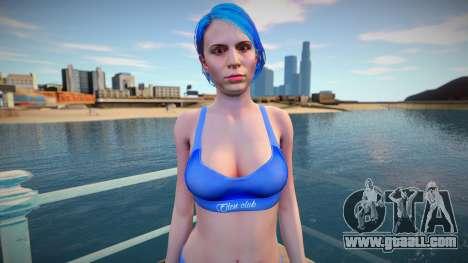 Detroit Become Human Traci for GTA San Andreas