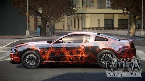 Shelby GT500 GST-U S6 for GTA 4