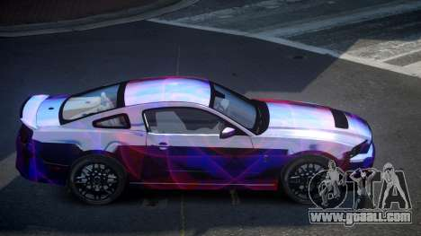 Shelby GT500 GST-U S7 for GTA 4
