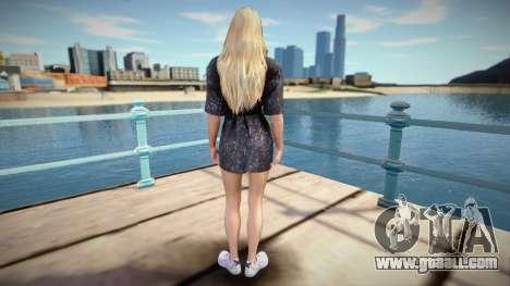 Giselle Miller v3 for GTA San Andreas