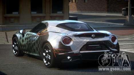 Alfa Romeo 4C U-Style S3 for GTA 4