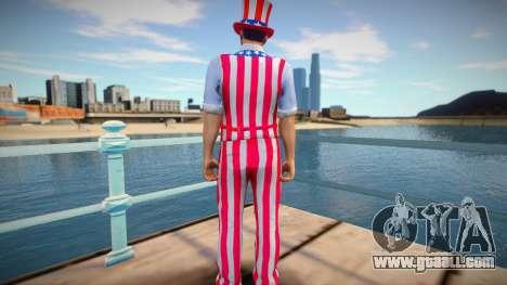 American boy for GTA San Andreas