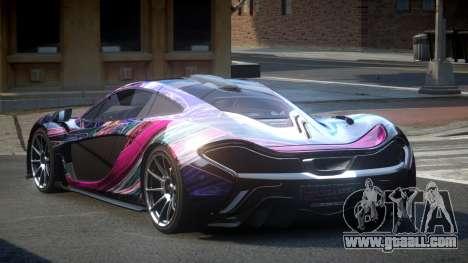 McLaren P1 ERS S7 for GTA 4