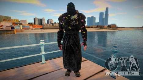 Nemesis Hood for GTA San Andreas