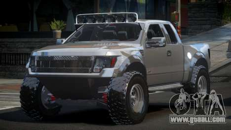 Ford F-150 Raptor GS for GTA 4