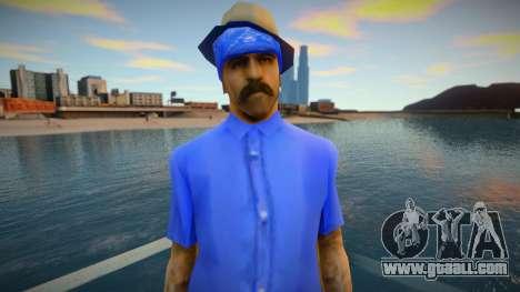 New sfr3 skin for GTA San Andreas