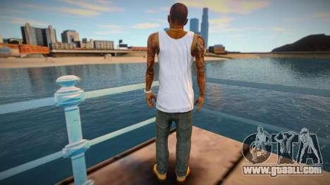 Chris Paul for GTA San Andreas