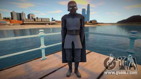 Kylo Ren for GTA San Andreas