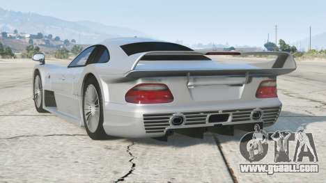 Mercedes-Benz CLK GTR AMG Coupe 1998〡add-on