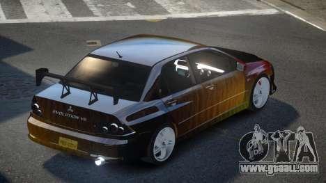 Mitsubishi Lancer VII PSI-U S7 for GTA 4